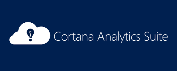 Cortana Analytics Suite