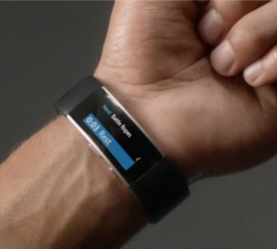 wearable device microsoft band 2